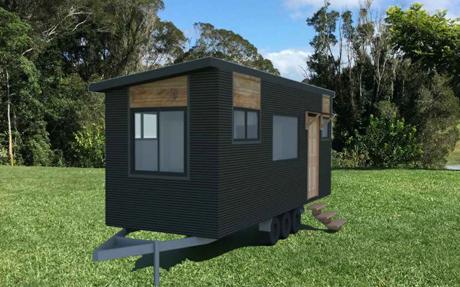 Tropical Tiny Home - Design - Jasper
